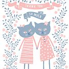 THANK YOU SO MUCH, KITTY FRIENDS by Jane Newland
