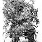 SPINE FINGERS by Austen Mengler