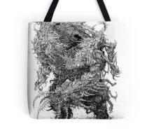 SPINE FINGERS Tote Bag