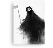 Little Death Canvas Print