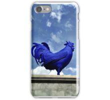 Katharina Fritsch's Hahn/Cock, London iPhone Case/Skin