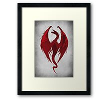 Dragon's Bane Framed Print