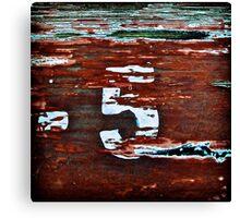 -5-- Canvas Print