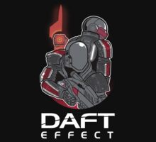 Daft Effect by bleachedink