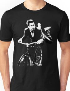 You can't fly a bike, Tony. Unisex T-Shirt