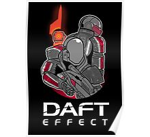 Daft Effect Poster