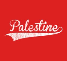 Vintage Palestine  One Piece - Long Sleeve