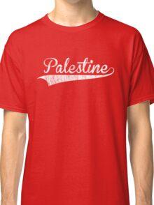 Vintage Palestine  Classic T-Shirt