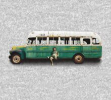 Christopher Johnson McCandless and is Bus by santilopez