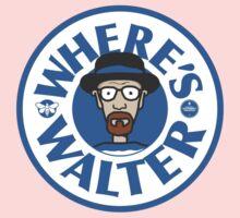 Where's Walter Baby Tee