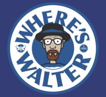 Where's Walter by Blayde