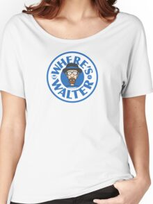 Where's Walter Women's Relaxed Fit T-Shirt