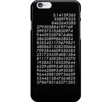 Pi iPhone Case iPhone Case/Skin