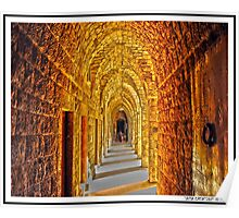 St Mary of Light, Hamat, North Lebanon Poster