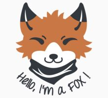 Hello, I'm a FOX! by Bettina-Jeannette  Bierwirth