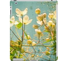 Look Up and You Will See iPad Case/Skin