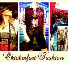 Oktoberfest Fashion by ©The Creative  Minds