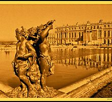 Versailles Gardens by Sama-creations