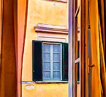 Pisa Window by Bruce Taylor