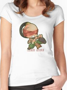 Lee sin Women's Fitted Scoop T-Shirt