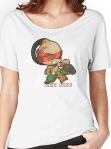 Lee sin Women's Relaxed Fit T-Shirt