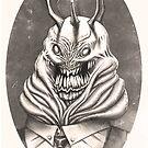 A Well Respected Demon by Austen Mengler