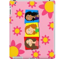 Girl Chat iPad Case/Skin