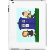 PNutz-Who iPad Case/Skin