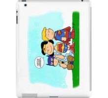 PNutz-League iPad Case/Skin
