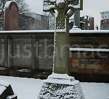 Cold Headstone by justbmac