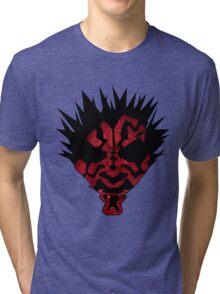 Darth Maul - Star Wars Tri-blend T-Shirt