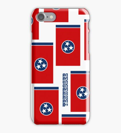 Smartphone Case - State Flag of Tennessee XI iPhone Case/Skin