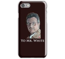 Yo Mr. White iPhone Case/Skin