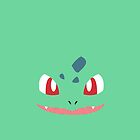 Bulbaphone by illustratorjr