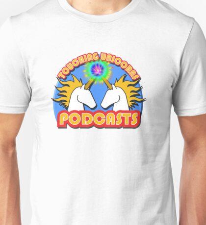 Touching Unicorns Podcasts Tee Unisex T-Shirt