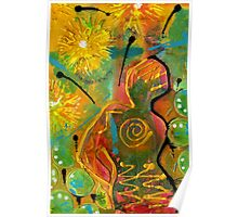Sun Goddess Poster