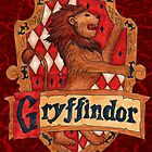 Gryffindor House Crest by ChrisNeal