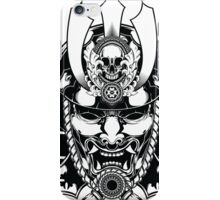 Japanese Samurai iPhone Case/Skin