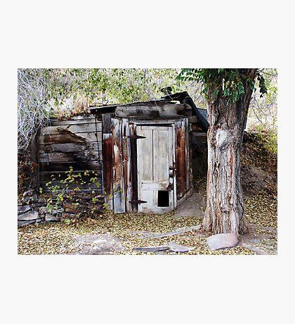 Anybody Home? Photographic Print