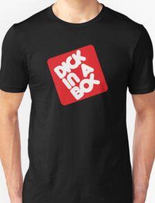 Dick in a Box Retro Unisex T-Shirt