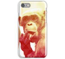 Licking Ape iPhone Case/Skin