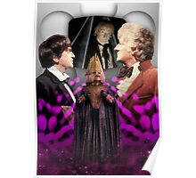 Doctor Who - The Three Doctors Poster