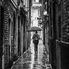 Under the Umbrella by Andy Parker