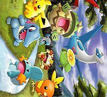 Pokemon Play by warriorhel3