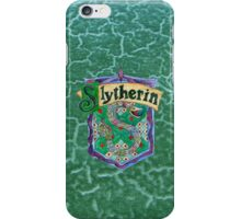 Slytherin House Crest iPhone Case/Skin