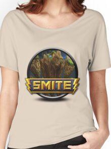 Smite Geb Logo Women's Relaxed Fit T-Shirt