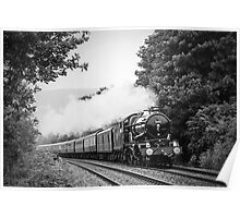 The Welsh Marches Express Poster