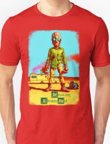 BREAKING STRONG BAD Unisex T-Shirt