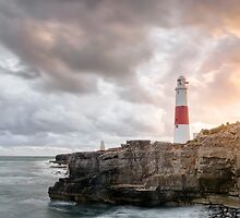 Sunkissed Portland Lighthouse by Chris Frost Photography