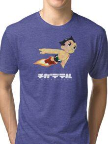 ASTROBOY *FOIL* Tri-blend T-Shirt